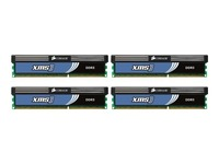 Corsair DDR3 8GB XMS3 Heat Spreader 1600MHz, PC3-12800, CL9-9-9-24, Dual Channel, Kit aus 4x 2GB