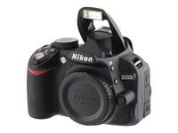Nikon D3100 Body schwarz