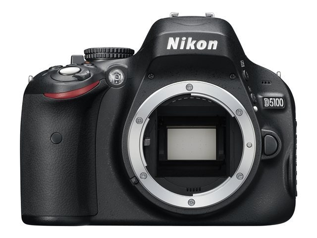 Nikon D5100 Body schwarz