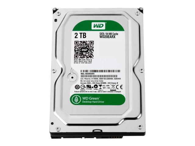 Western Digital Green 2TB (WD20EARX)