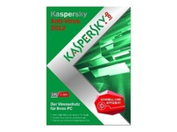 Kaspersky Anti-Virus 2012 (1 User)