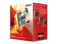 AMD A4-3300 (2.5 GHz) Sockel FM1