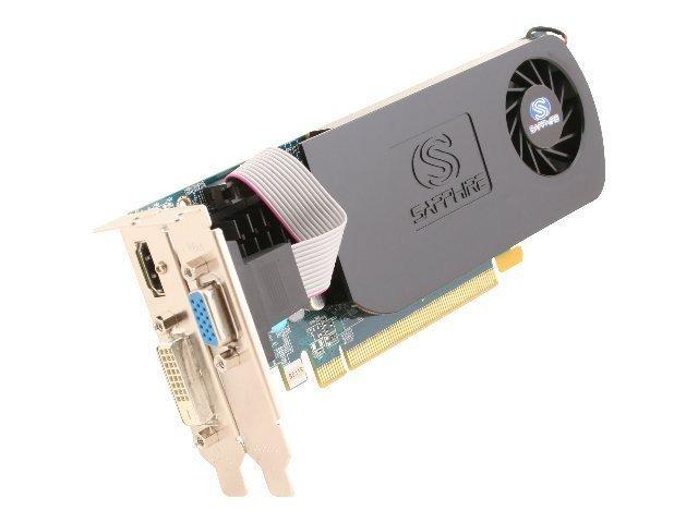 Sapphire Radeon HD 6670 1GB PCI-E (11192-18-20G)