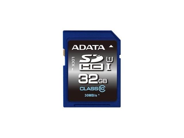 A-Data SDHC Card Premier Class 10 16GB (ASDH16GUICL10-R)