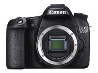 Canon EOS 70D Body schwarz