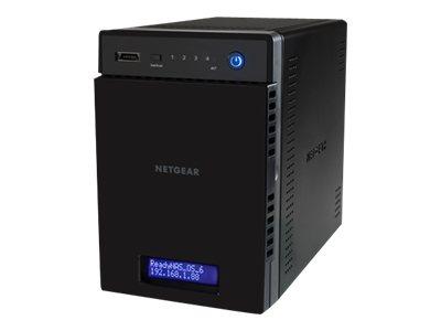 Netgear ReadyNAS 314 (ohne HDD) (RN31400-100EUS)