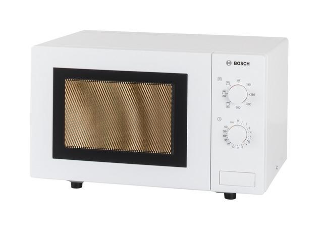 Bosch HMT72G420 Mikrowelle weiß