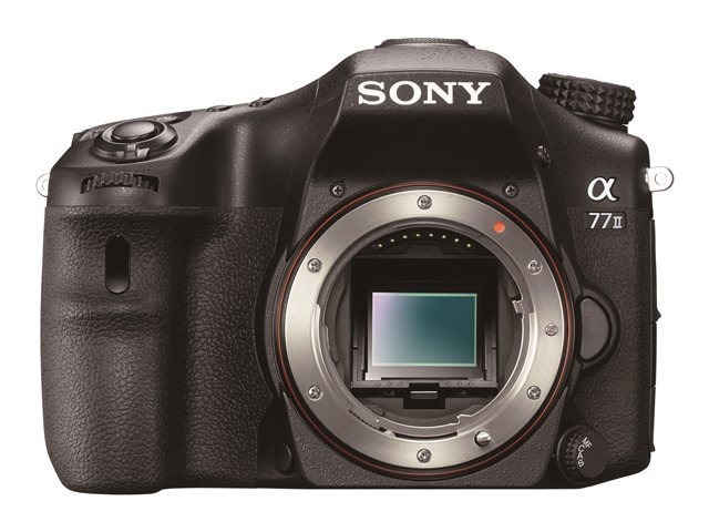 Sony Alpha 77 II Body schwarz