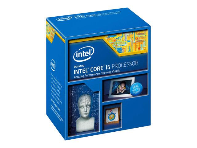 Intel Core i5-4460 (3.2 GHz) Sockel 1150