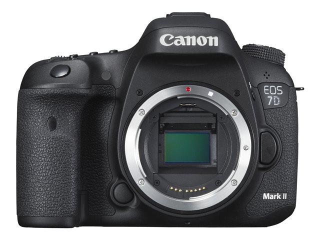 Canon EOS 7D Mark II Body schwarz