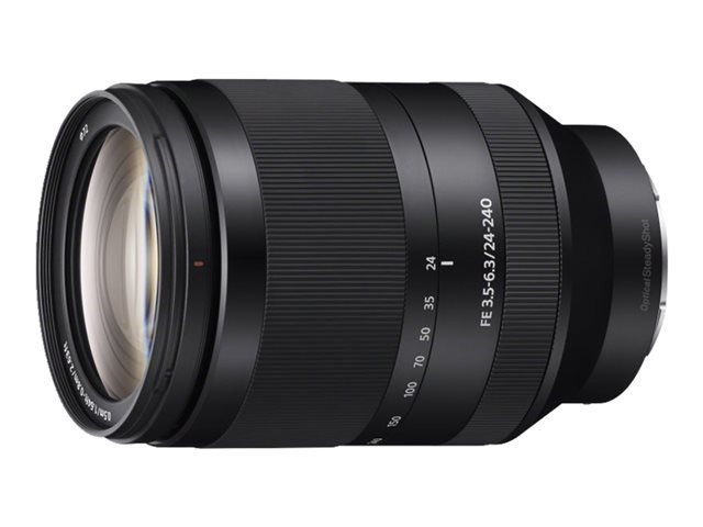 Sony 24-240mm f/3.5-6.3 SEL OSS (SEL-24240)