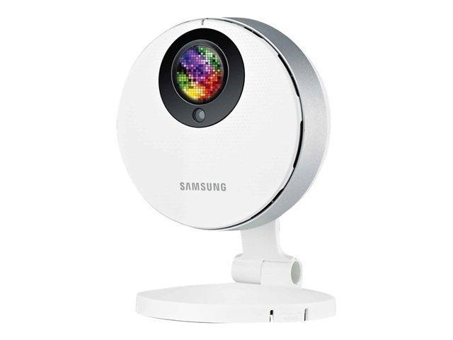 samsung snh p6410bn smart home kamera hd wlan preis ab 125 00 kaufen chip. Black Bedroom Furniture Sets. Home Design Ideas