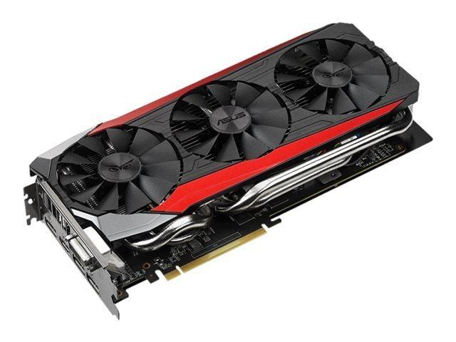 Asus Radeon R9 Fury Gaming Strix 4GB (90YV08K0-M0NM00)