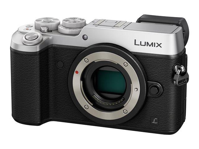 Panasonic Lumix DMC-GX8 Body silber