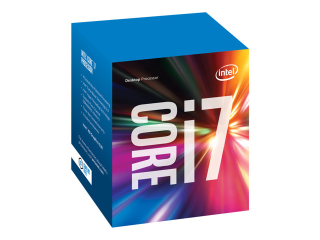 Intel Core i7-6700K (4 GHz) Sockel 1151