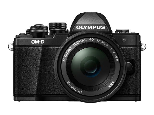 Olympus OM-D E-M10 Mark II schwarz