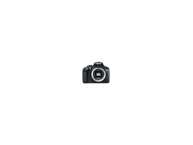 Canon EOS 1300D Body schwarz