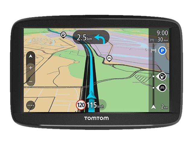 TomTom Start 52 Europe Traffic