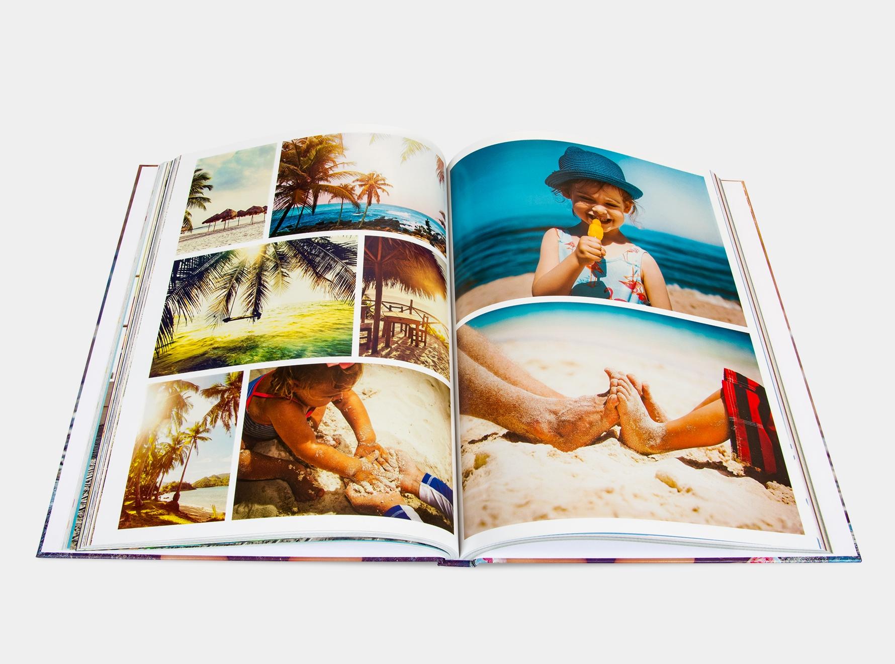myphotobook Fotobuch Hardcover A4 hoch 24 Seiten (Cover matt)