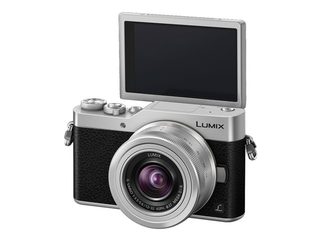 Panasonic Lumix DMC-GX800 mit 12-32mm
