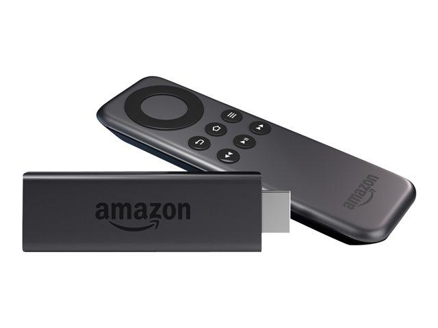 Amazon Fire TV Stick mit Alexa-Sprachfernbedienung (2017)