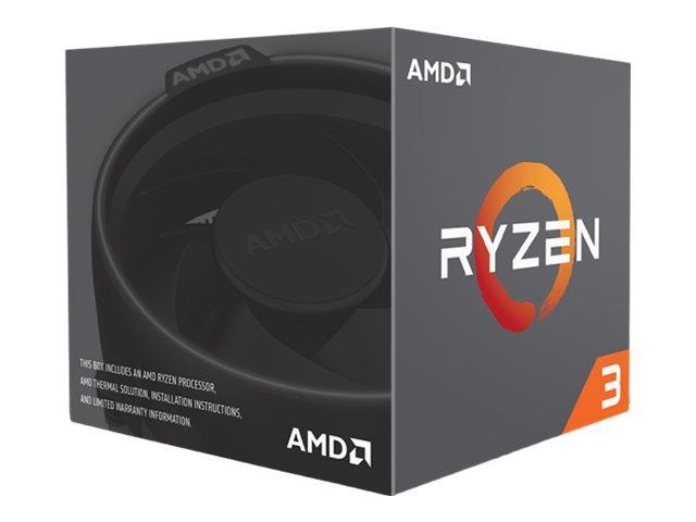 AMD Ryzen 3 1200 (3.1 GHz) Sockel AM4