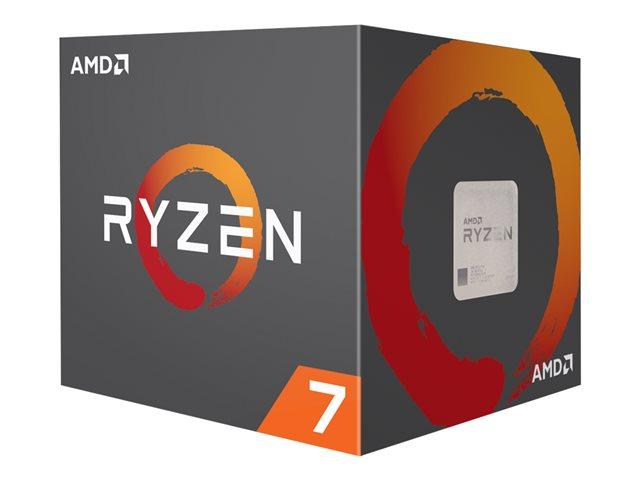 AMD Ryzen 7 2700X (3.7 GHz) Sockel AM4